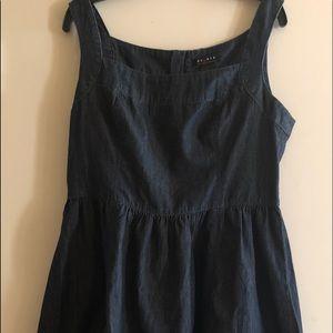 AXCESS by Liz Claiborne denim look dress